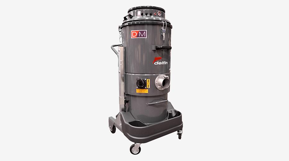单相干湿两用工业吸尘器DM3