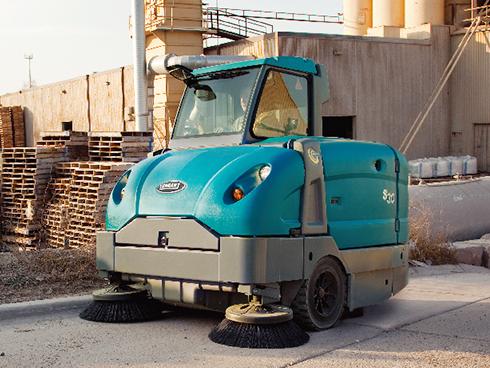 不同工厂车间如何选择扫地机?