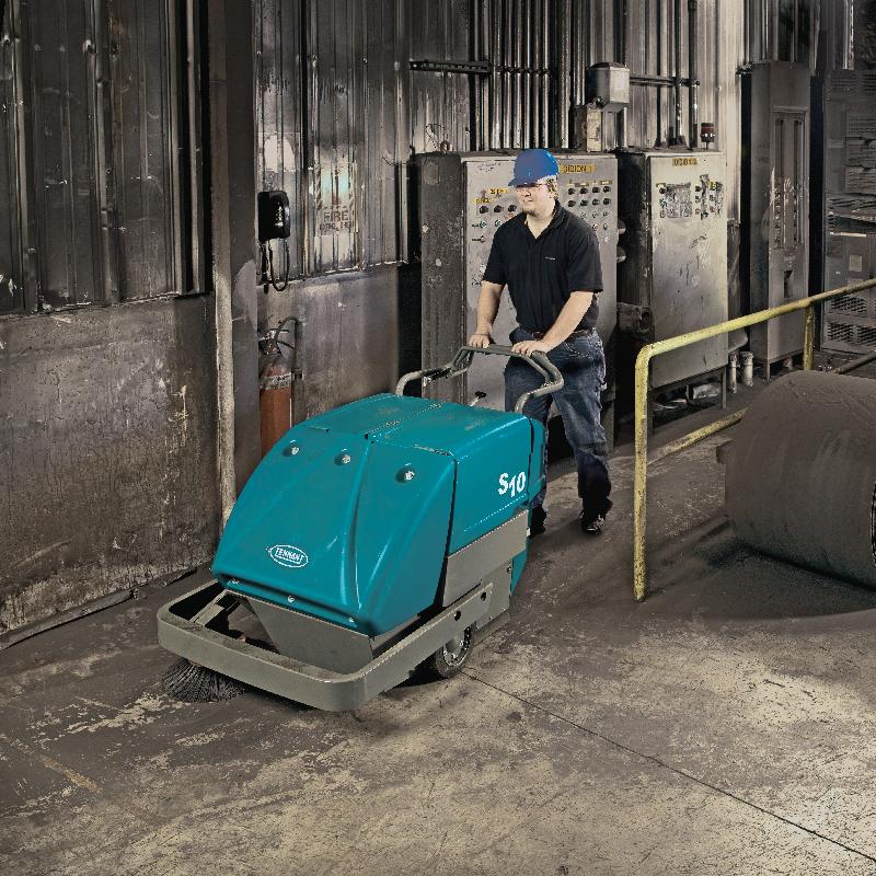 坦能工业扫地机S10