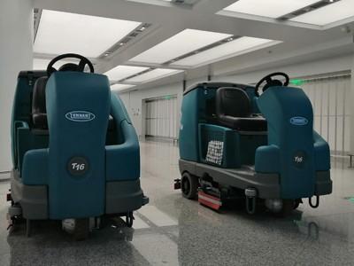 化工厂用洗地机使清洁工作更便捷