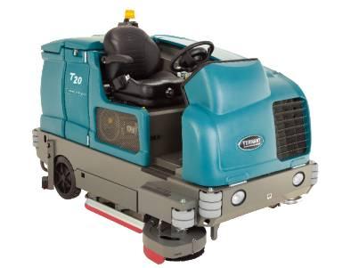 坦能驾驶式洗地机T20