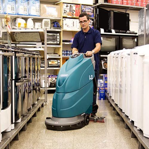 坦能手推式洗地机l2-2