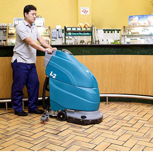 坦能手推式洗地机l2-3