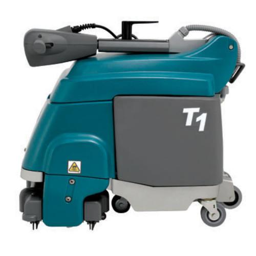 坦能手推式洗地机t1-4