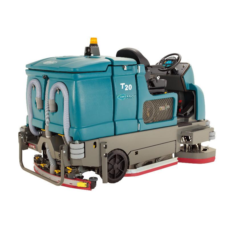 坦能驾驶式洗地机T20-2