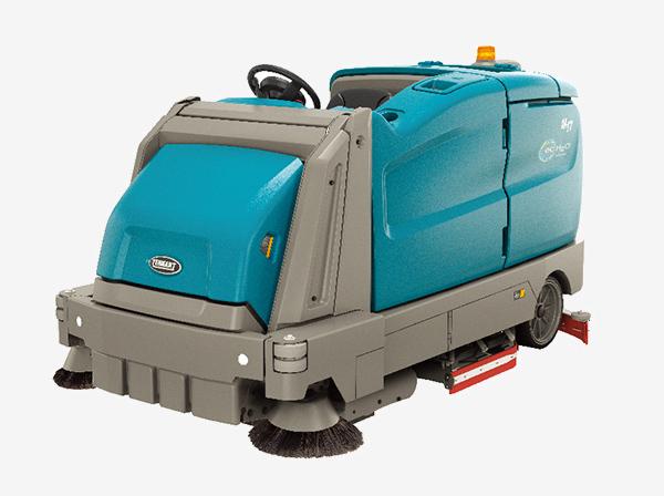 坦能电瓶驱动驾驶式扫洗一体机M17