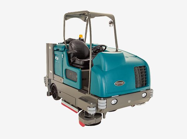 坦能电瓶驱动驾驶式扫洗一体机M30