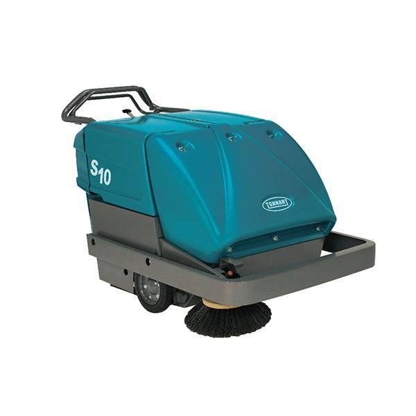 坦能手推式扫地机S10