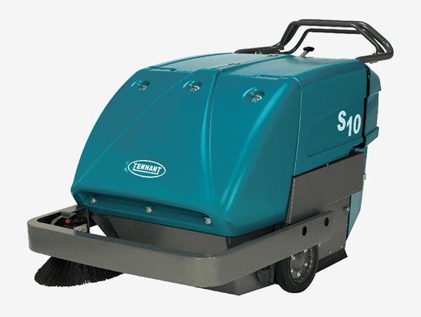 坦能驾驶式扫地机S10