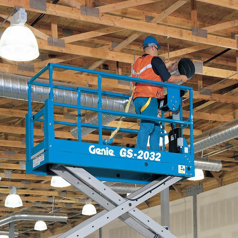高空作业平台gs-2032-2