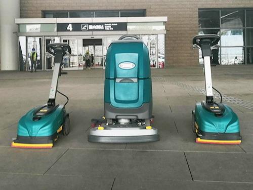 青岛捷立机械告诉你如何保养洗地机